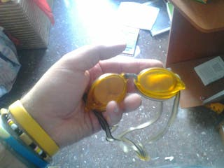 Gafas de Bucear para la piscina