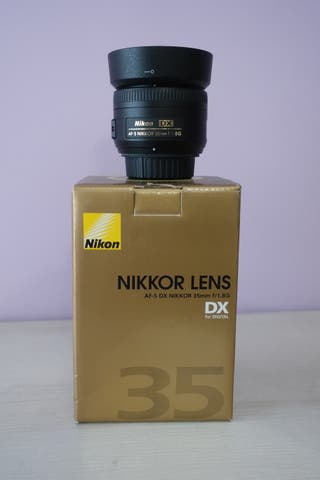 Nikon 35mm 1.8