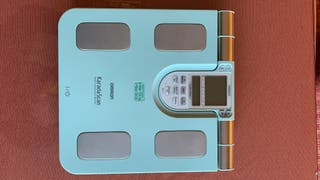 Peso/medidor corporal