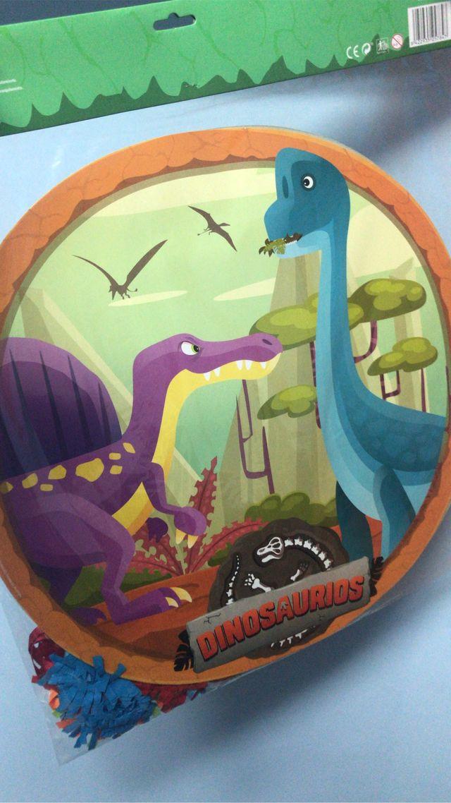 Piñata Dinosaurios