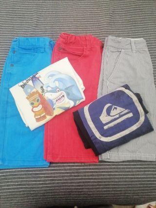 ropa verano chico