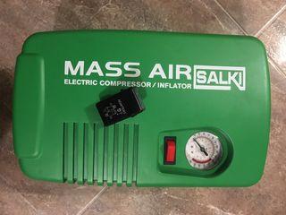 Compresor Presion Mini 125Psi Manom 230V Mal Salki
