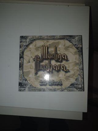 Cd Medina Azahara 25 años,2 cd's + Dvd