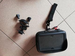 Soporte universal GIVI gps/móvil para moto