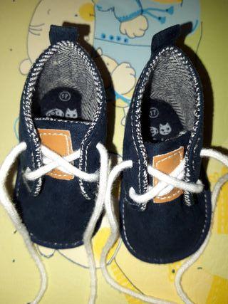 zapatos bebé n17