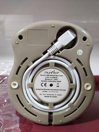 Esterilizador compacto a Vapor