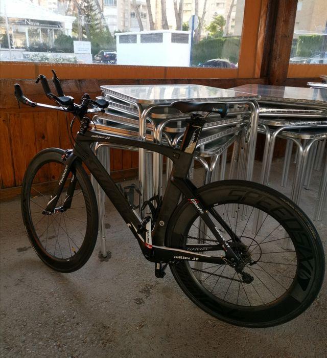 Bicicleta Triatlón WILIER