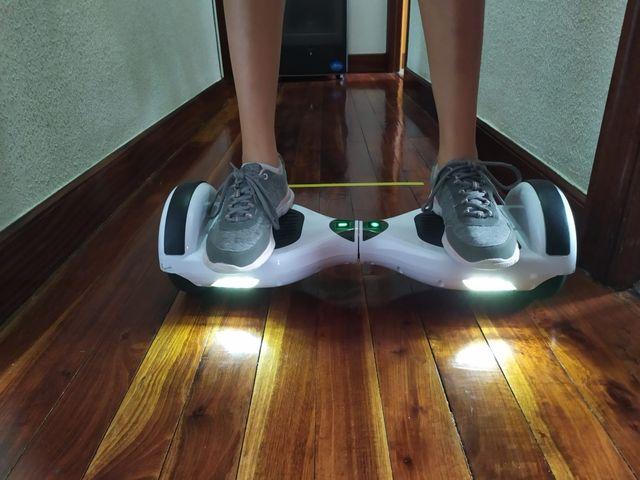 Hoverboard con silla y funda