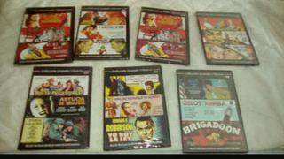 Películas DVD Grandes Clásicos