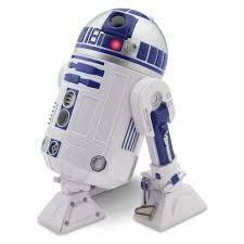 R2-D2, Star Wars, Disney Robot interactivo