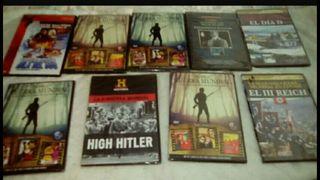 Películas y Documentales DVD