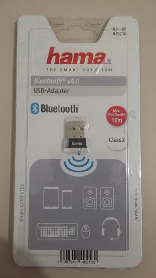 Bluetooth Adaptador USB