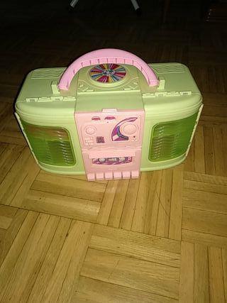 Casa-Radio Barbie