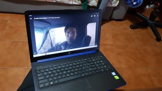 Portátil HP I7 NVIDIA geforce
