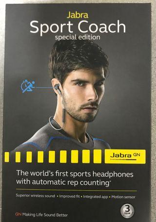 Jabra Sport Coach special edition Azul NUEVO