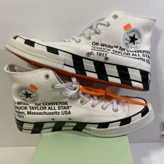 Convers x off white