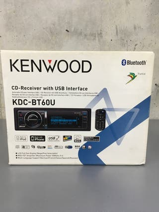 AUTORADIO KENWOOD KDC-BT60U