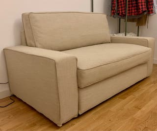 Sofá cama ViLaSund 2 plazas IKEA