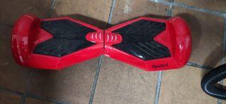 Patinete hoverboard flywheel