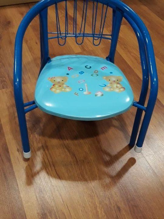 2 sillones de bebé/niño apilables