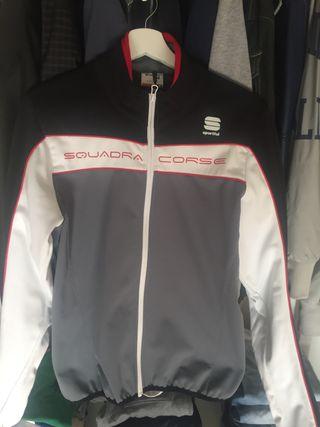 Bicicleta,conjunto chaqueta y culot