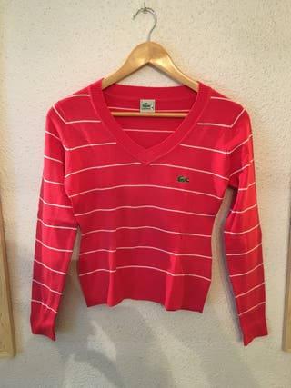 Jersey lacoste golf mujer