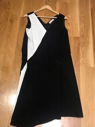 Vestido bicolor Purificación Garcia