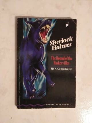 ENGLISH BOOK , SHERLOCK HOLMES