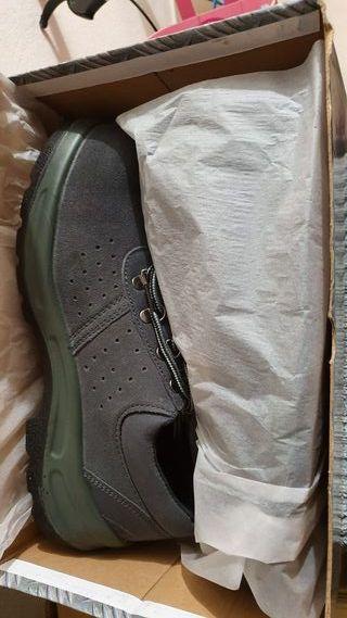 zapato de seguridad