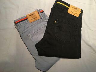 Pantalones hombre el ganso talla 34/44
