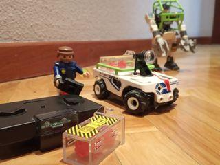 playmobil e rangers future planet