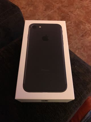 iPhone 7 32GB Negro Mate ¡1 SEMANA DE USO!