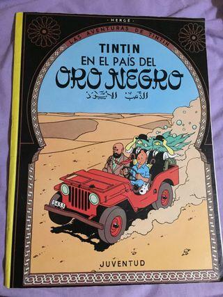 Cómic Tintin