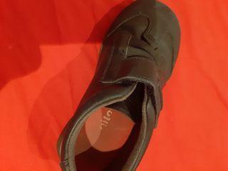 zapatos piel Lavables Titanitos num.27