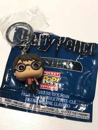 Mini Funko Pop - Harry Potter (Llavero)