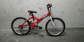 bicicleta de niñ@ 6-12 años
