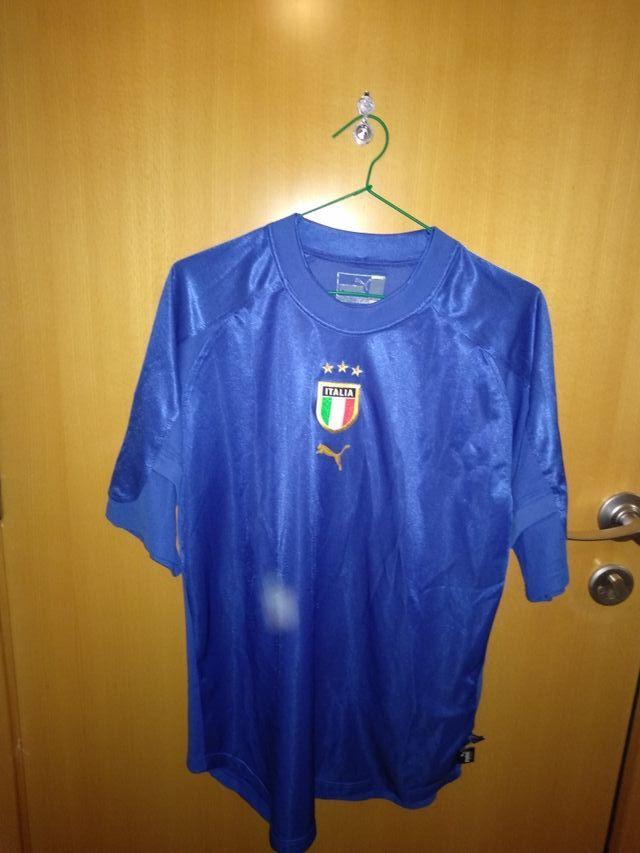 Camisetas de fútbol