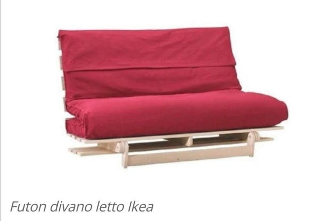 Futon Ikea en buen estado