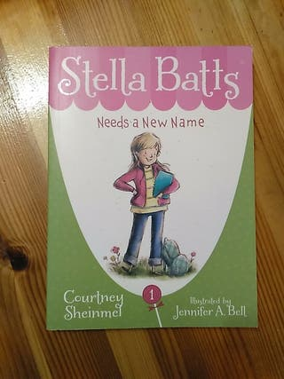 ENGLISH BOOK , NEEDS A NEW NAME
