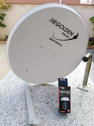 antena parabolica LNB