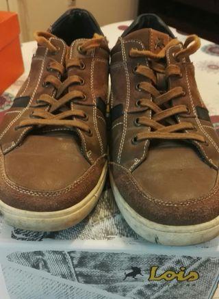 Zapatillas hombre Lois