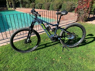 Bicicleta eléctrica KTM Macina Kapoho 272