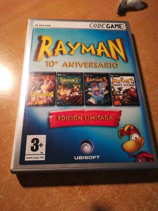 Rayman 10 Aniversario