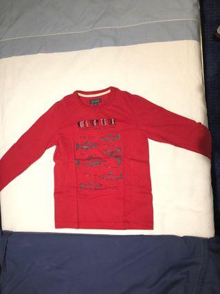 Camiseta Massimo Dutti niño