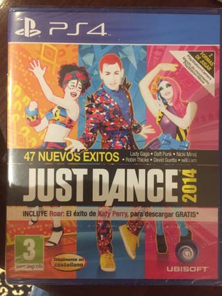 Justo dance 2014 play station