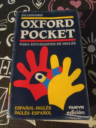 Diccionario Oxford Pocket