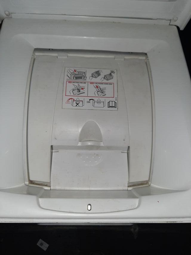 secadora fagor. carga superior