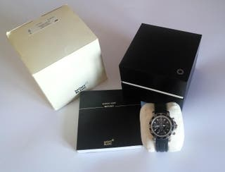 Reloj Montblanc Meisterstück Sport Chronograph XL