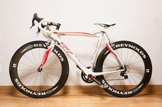 bicicleta pinarello fp7 carbono