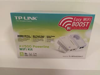 Router y repetidor TP-LINK
